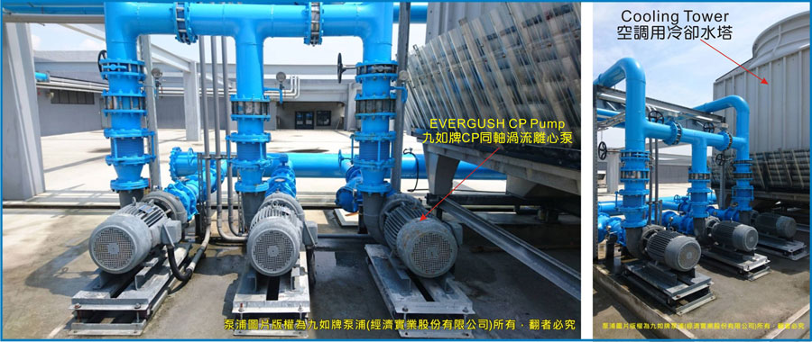 EVERGUSH CP-series Centrifugal Pump