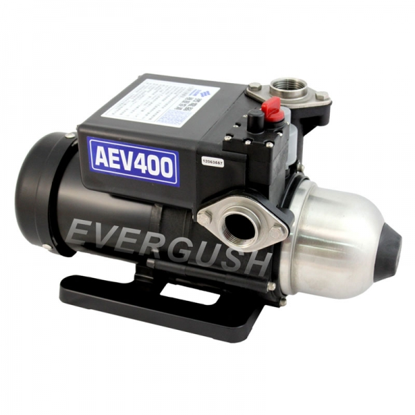 AEV CPU-controlled Auto Booster Pump (Plastic pump casing)