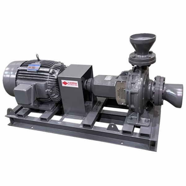 ISO End Suction Centrifugal Pumps(ISO2858)