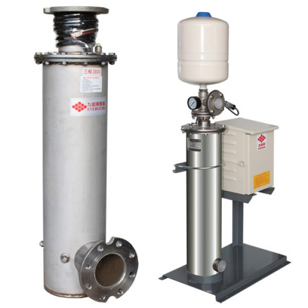 ETS Stainless Steel Vertical In-line Pumps