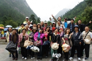 Tourism in Jiuzhaigou Valley Scenic and Historical Interest Area -2012.8.12~19(part2)